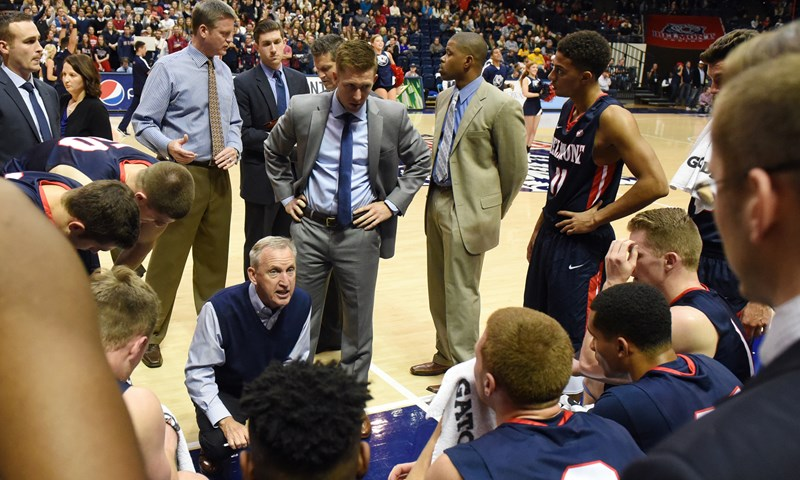 Belmont Picked As 2017-18 OVC Men's Basketball Favorites