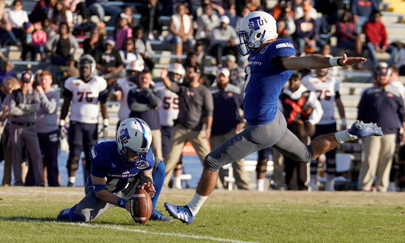 Seven OVC Football Players Named to Phil Steele FCS Freshman