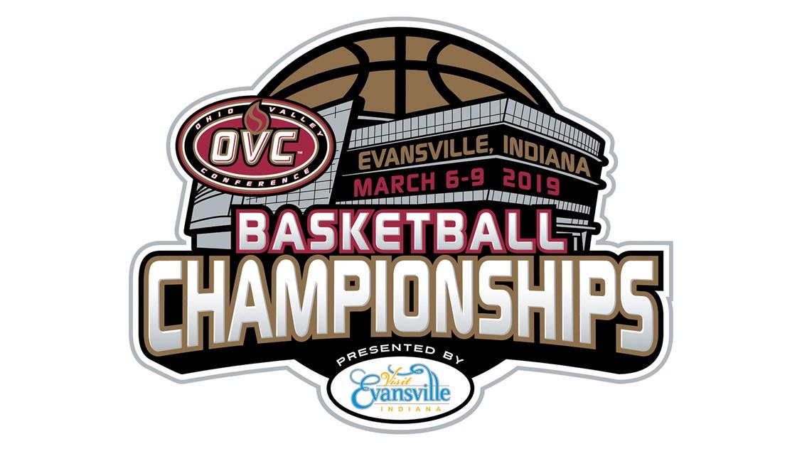Field Set for 2019 OVC Men's Basketball Championship