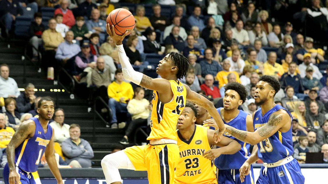 Morant Named To Wooden Award Top 25 Watch List Ohio Valley Conference